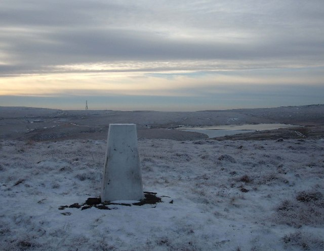 Dog Hill, Rishworth Moor