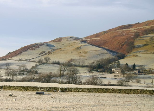 Souther Fell  and Farm