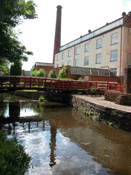 Fox Brothers, Coldharbour Mill, Uffculme