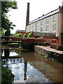 ST0612 : Fox Brothers, Coldharbour Mill, Uffculme by Paul Stephens