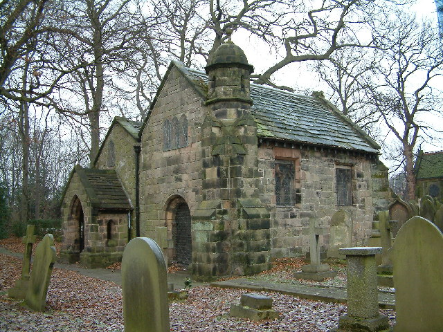 Ancient Chapel Maghull