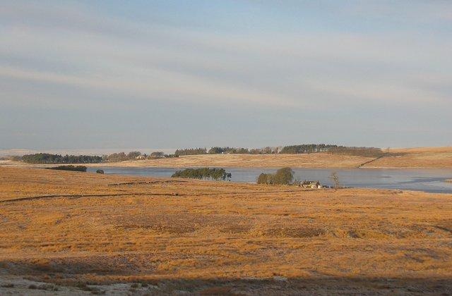 Baad Park and Harperrig reservoir.