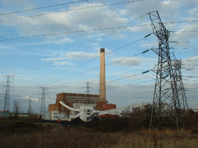 Uskmouth powerstation
