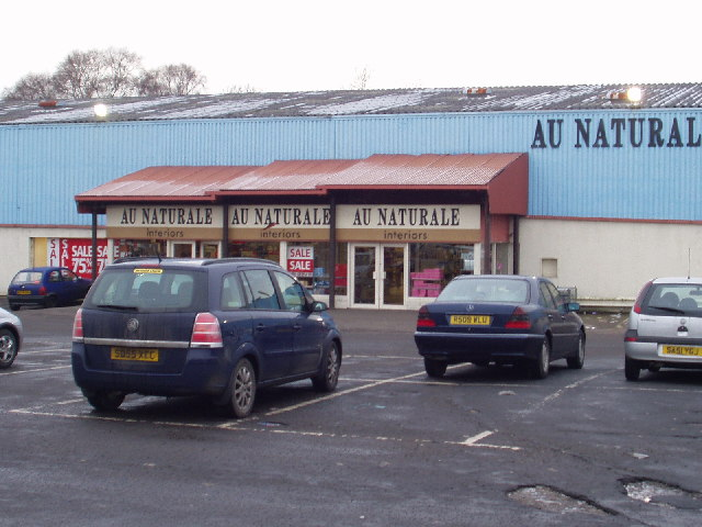 Shop, Giffnock