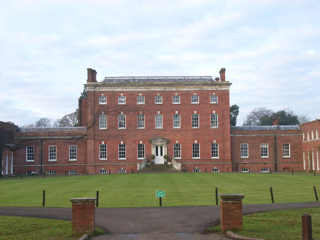 Hall Place, Berkshire College of Agriculture