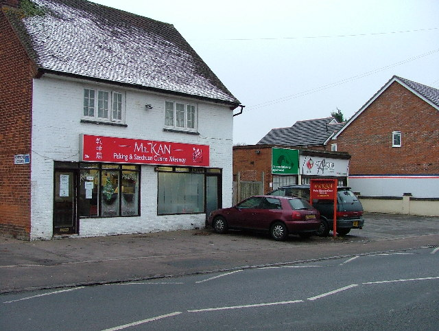 Woolmer Green shops