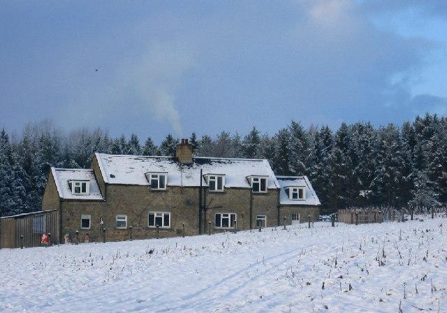 High Farnham Cottage