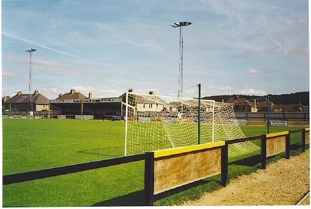 Christie Park, Huntly