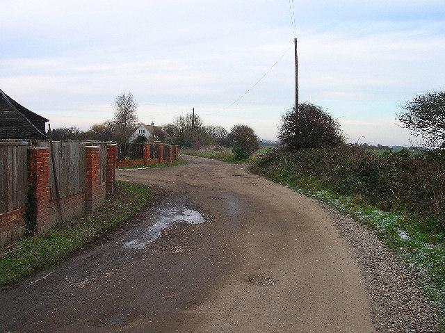 Marsh Farm near Bracklesham
