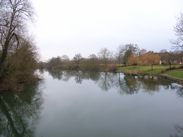 Backwater, River Thames, Sonning