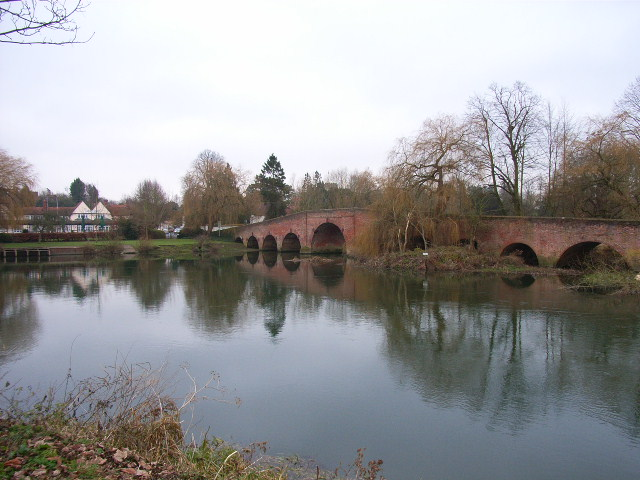 River Thames - Sonning Bridge