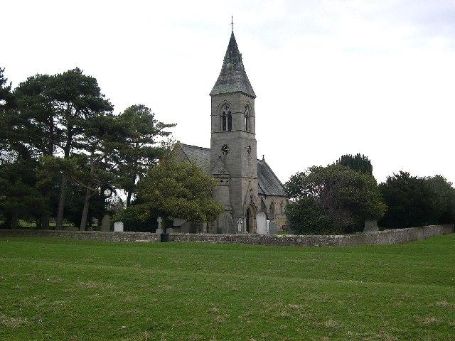 Holy Saviour Church, Milbourne