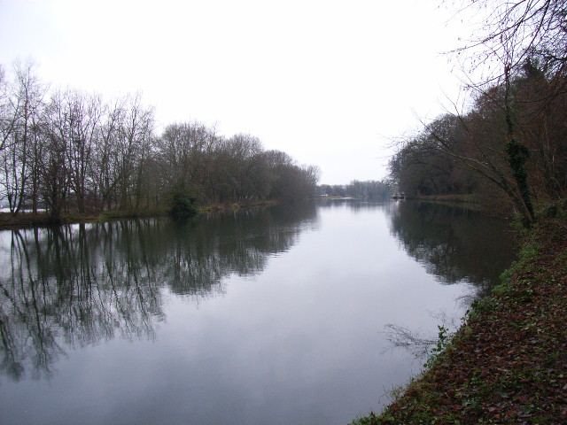 River Thames near Sonning