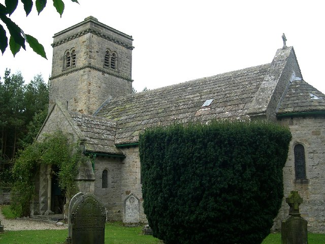 St John's Church, Healey