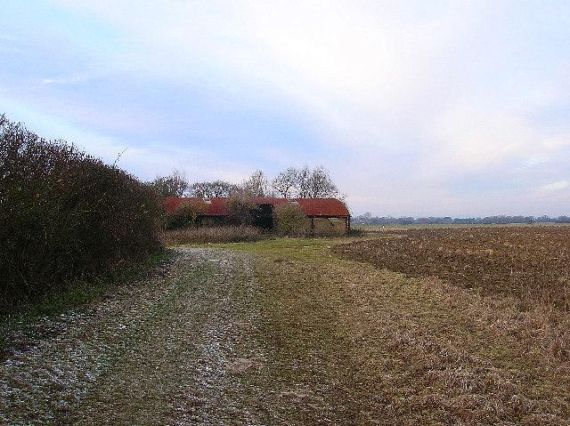 New Barn near Sidlesham