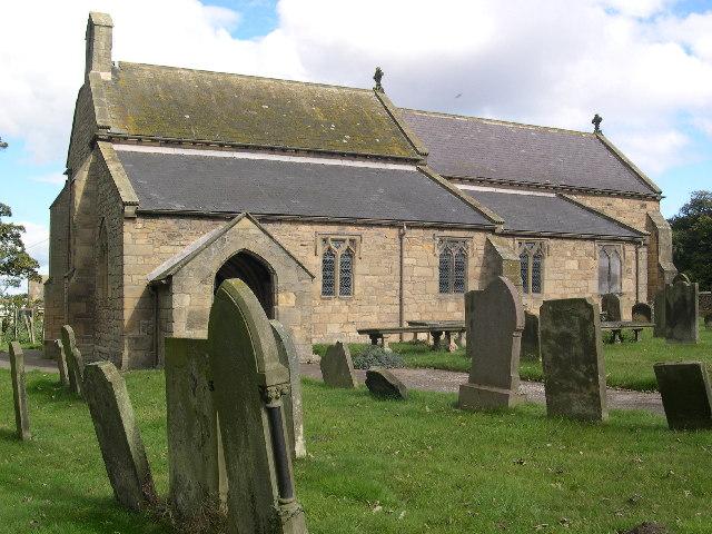 Church of the Holy Trinity, Widdrington