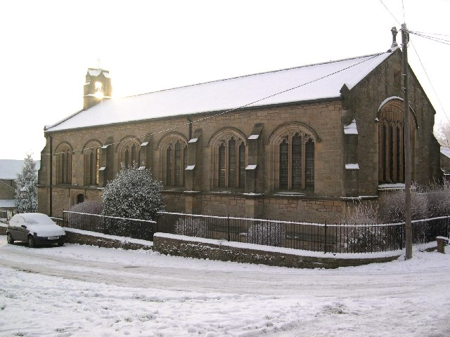 St George's Church, Wall
