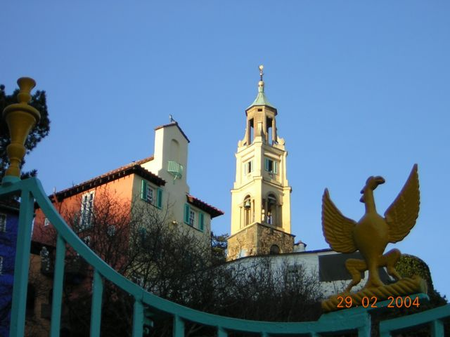 The Campanile, Portmeirion.
