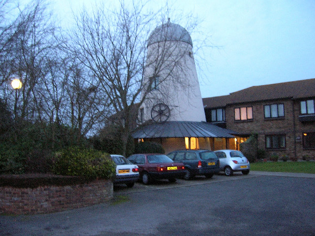 Nyetimber Mill