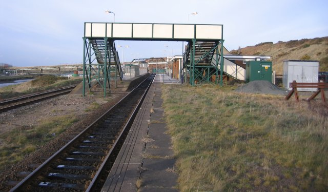 Sellafield Railway Station.
