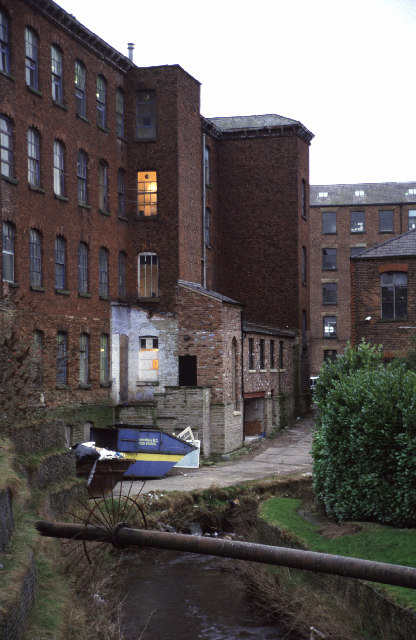 London Road Mill