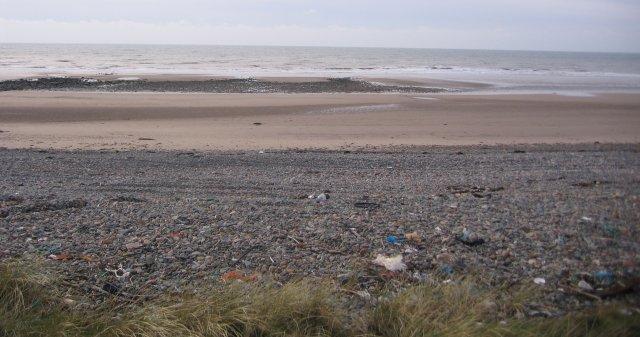Braystones beach.