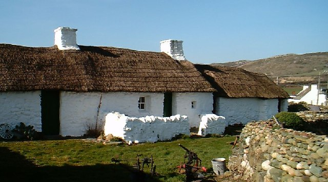 The Last Thatched Cottage on the Isle of Anglesey