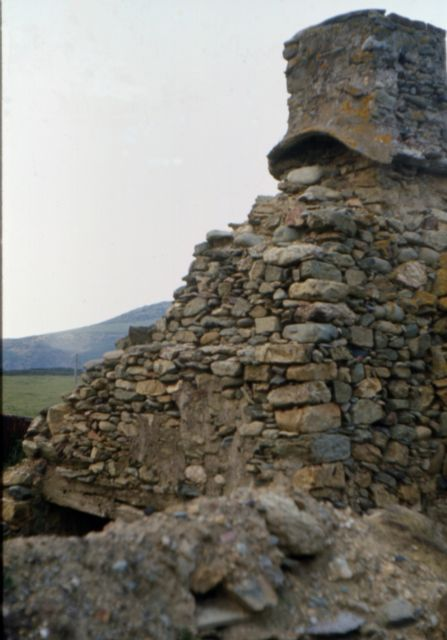 Swtan, before restoration.