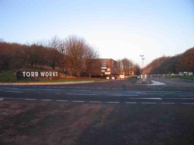 Torr Works entrance