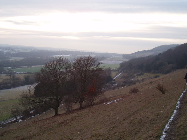 View from the Downs