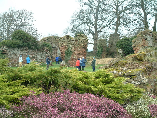 Ruins of Lindores Abbey