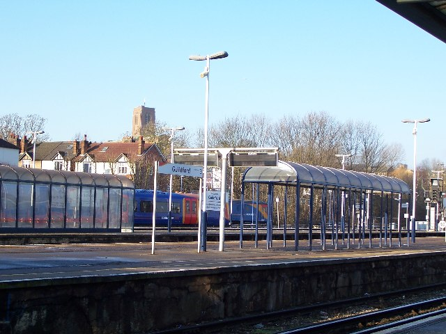 Guildford Station