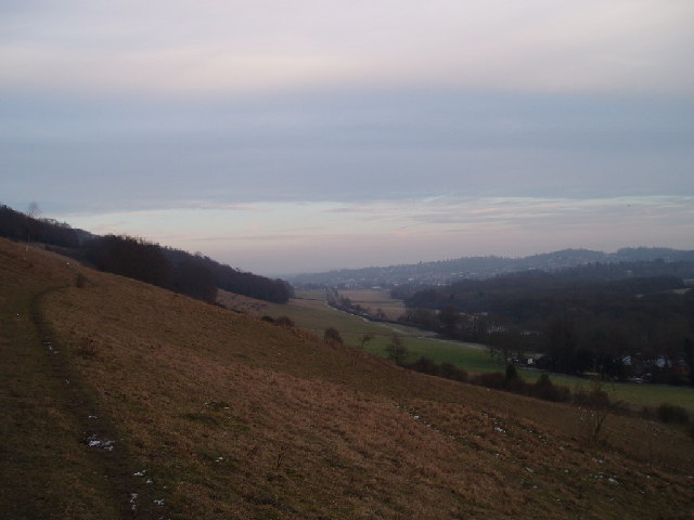 Railway to Redhill