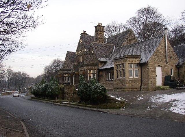The 'Royal and Ancient, Dalton Bank Road, Colne Bridge, Kirkheaton