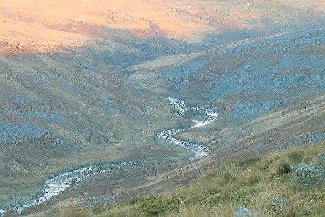 River Twrch