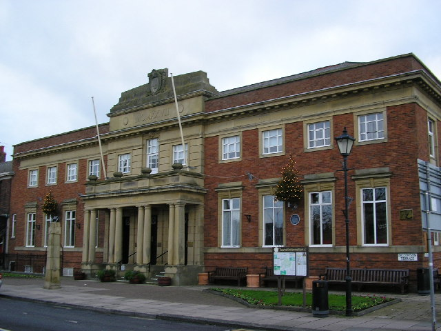 The Assembly Rooms, Lytham