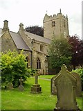 SE3181 : St Michael's Church, Kirklington by Rich Tea