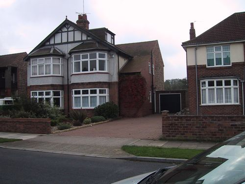 Millfield Lane over 7 decades - no 3