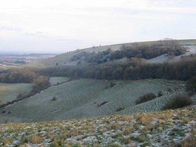 A Frosty Sullington Hill