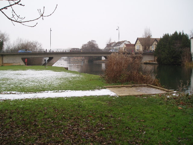 St Neots Bridge
