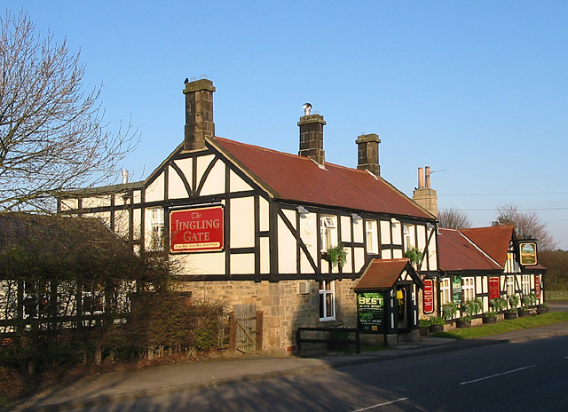 The Jingling Gate public house