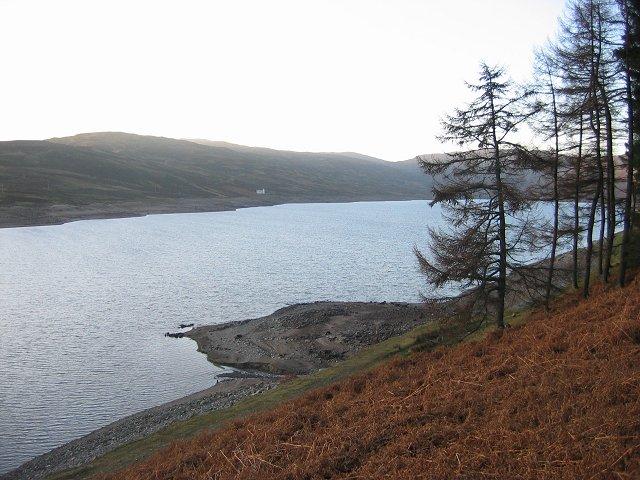 Loch Lednock.