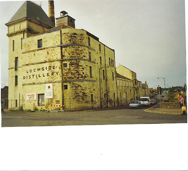 Montrose, Lochside Distillery