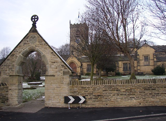 St John's Church, Kirkheaton
