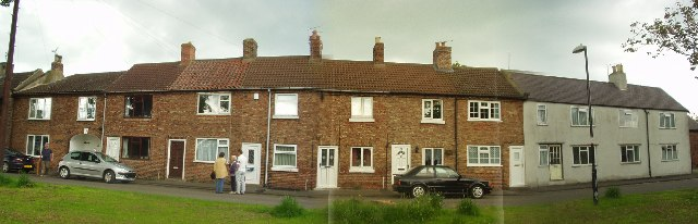 Stainthorp Terrace, Water End, Brompton by Northallerton