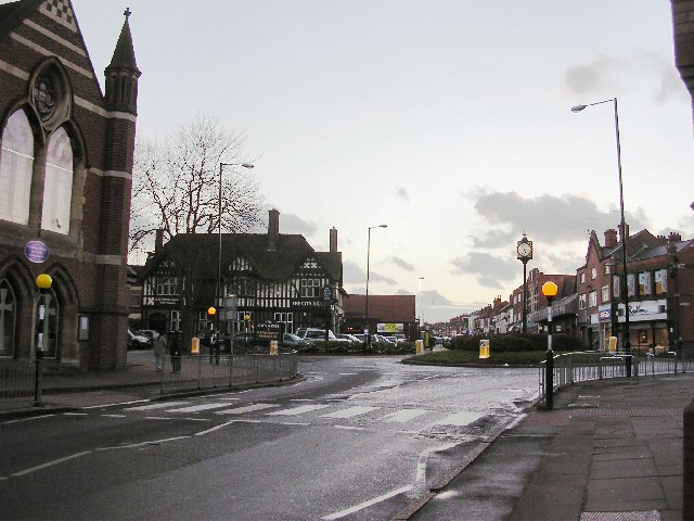 The City Arms, Earlsdon