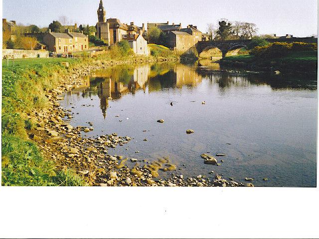 Annan - Annan Bridge
