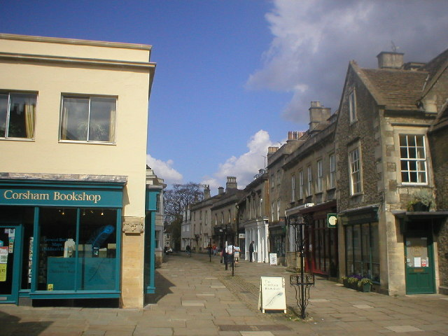 Corsham Town Centre