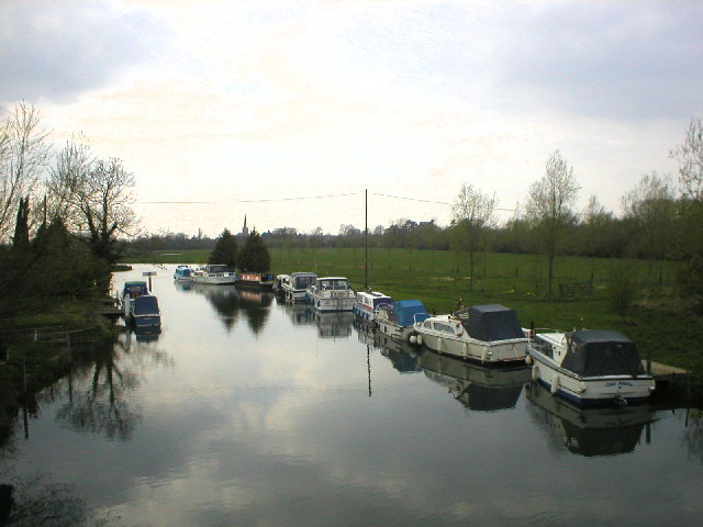 River Thames at Lechlade