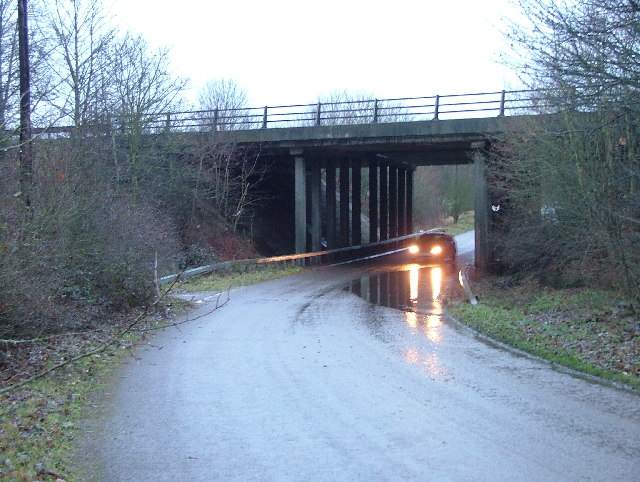 Old Knebworth Lane / A1(M)